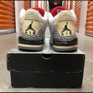 943d5983eefa Jordan Shoes - 2003 Jordan White Cement III sz. 8.5